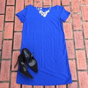 MNG by Mango Blue Dress | XS